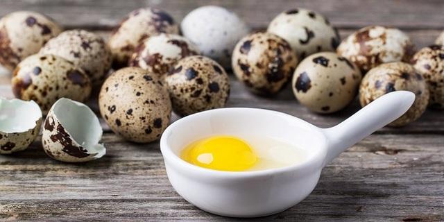 перепелиные яйца для ребенка
