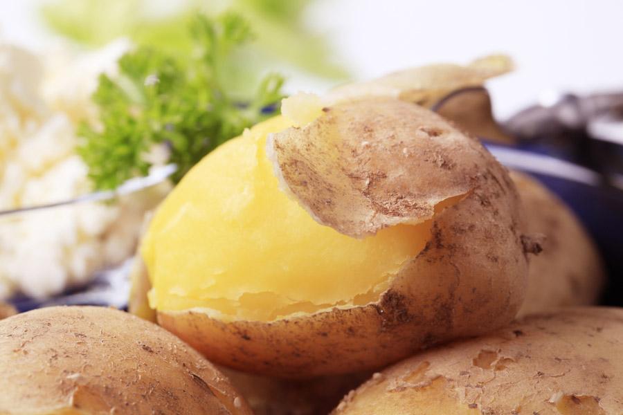 сколько варить картошку в мундире