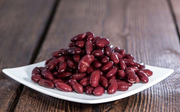 сколько варить красную фасоль