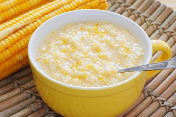 сколько варить кукурузную кашу