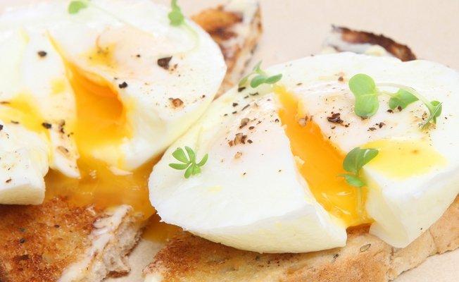 яйца всмятку после закипания