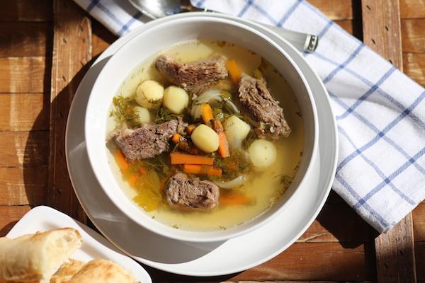 сколько варить говядину для супа