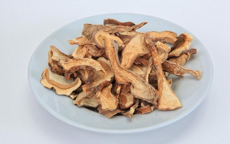 сколько варить сушеные грибы