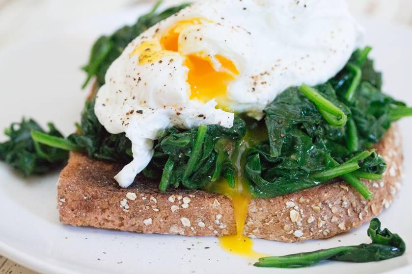 сколько варить яйцо пашот